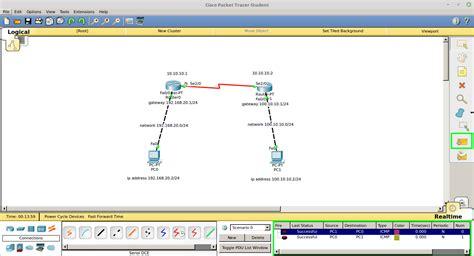 simulasi membuat jaringan lan membuat simulasi jaringan eigrp pada packet tracer dunia