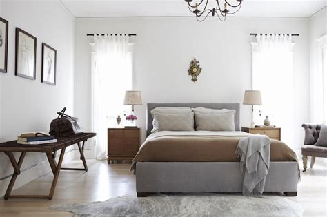 brown and gray bedroom gray and brown bedroom contemporary bedroom simo design