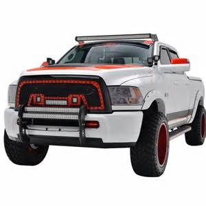 13 16 dodge ram 1500 led bull bar