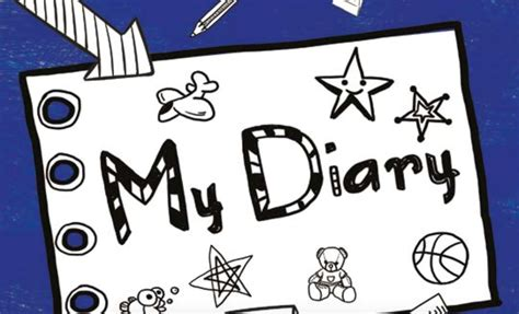 My Diary new resource from families outside my diary national parent forum of scotland