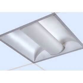 direct indirect lighting fixtures lightolier inc coffaire 2 x 2 2 l t8 fluorescent