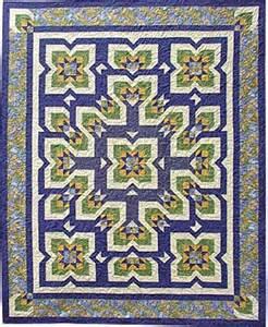 mosaic magic quilt pattern tl 09 king