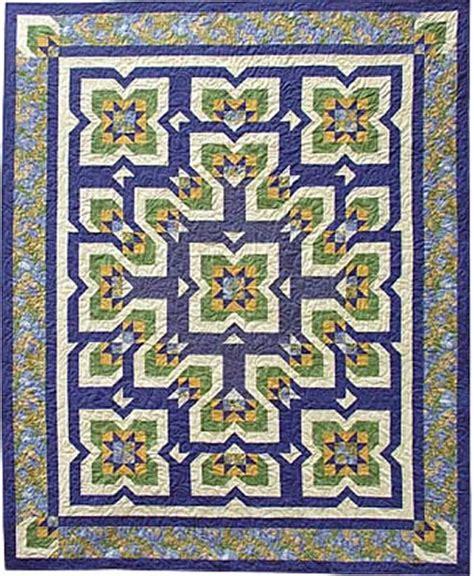 magic quilt pattern mosaic magic quilt pattern tl 09 king queen double