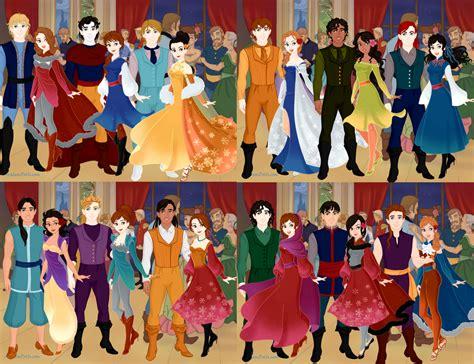 Disney For - genderbend disney by medieavalbeabe on deviantart