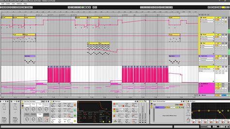 Ableton Live 9 5 Pro Template Sun Power Dubstep Youtube Ableton Dubstep Template