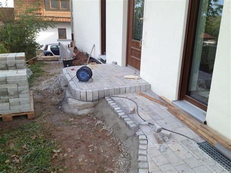 eingang pflastern gartenweg und hauseingang pflastern строительство