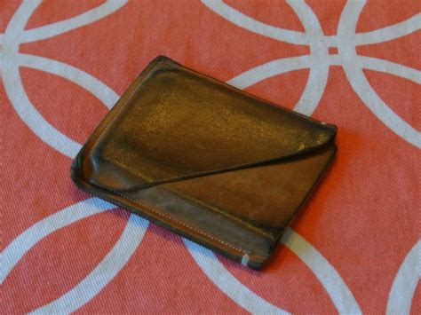 easy leather wallet pattern leather wallet free pattern crafty sundries