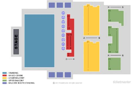 o2 academy seating plan an evening with dave matthews band platinum tickets o2