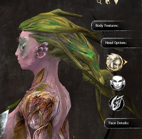gw2 new sylvari hairstyles dulfy new hairstyles gw2 newhairstylesformen2014 com