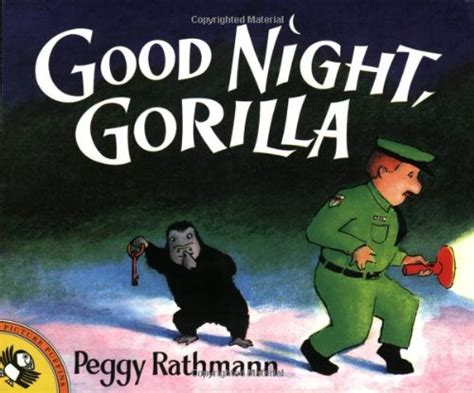 libro good night gorilla zoo animal books