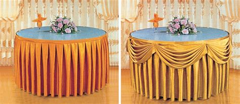 city table skirts wholesale table skirting table skirts table cover xy35