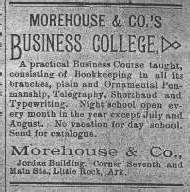 Morehouse College Letterhead the arkansas methodist excerpts from 2 issues mar 2