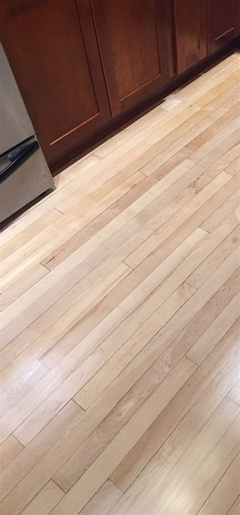 1929 Maple Floors Finished with Pro Image Satin   General