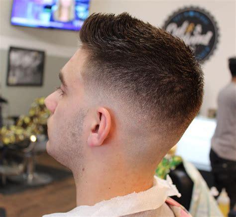 fade mens haircut bentalasaloncom