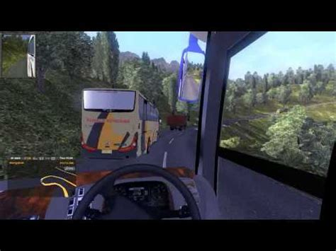 game ets mod indonesia ets 2 mod map bus indonesia youtube