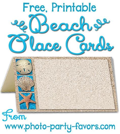 printable beach postcards pin by photo party favors on summer parties entertaining