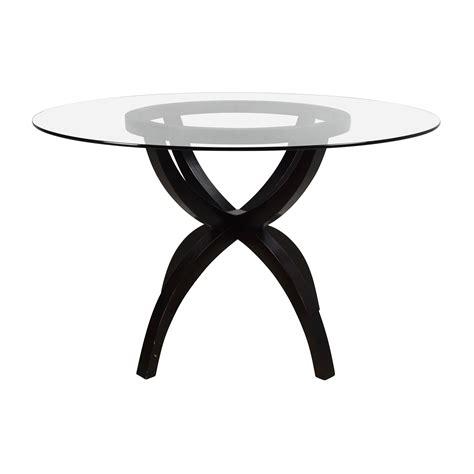 macys dining table glass 88 macy s macy s elation glass dining table