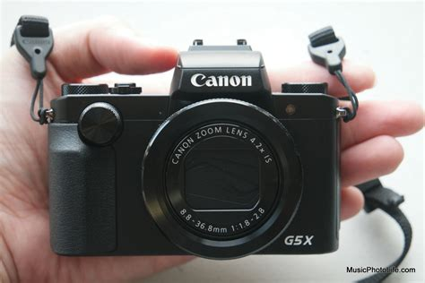 canon compact reviews canon g5x review compact