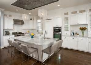 Kitchen Designs With White Cabinets And Granite Countertops 25 White Granite Countertop Ideas The Alternative To Marble