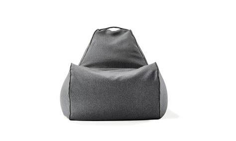Design Milk Bean Bag | win a modern bean bag chair from lujo design milk