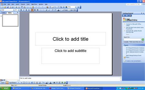 fungsi layout dalam microsoft power point fungsi microsoft power point