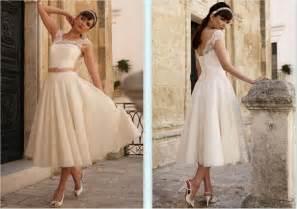 50 s style wedding dresses 50s style wedding dresses tea length wedding dresses bridaltweet wedding forum vendor directory