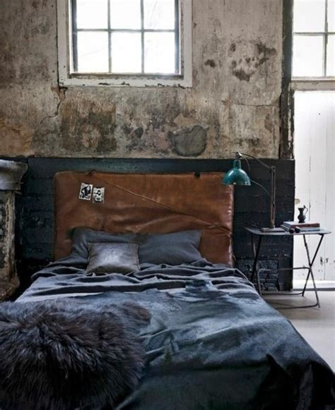 grunge bedroom modern grunge concrete bedroom home sweet home