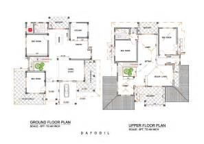 house plans program dafodil plan singco engineering dafodil model house