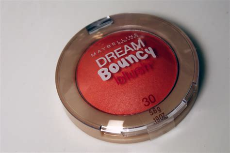 Maybelline Bouncy Blush maybelline new york bouncy blush reviews in blush