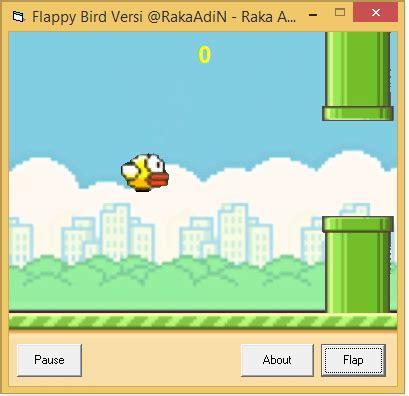 membuat game vb6 cara membuat game flappybird dengan vb6 0 part i raka
