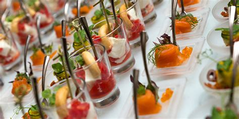 cocktail caterers bay area wedding catering for foodies