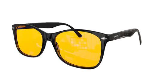 blue light blocking glasses for amazon com blue blocking glasses for