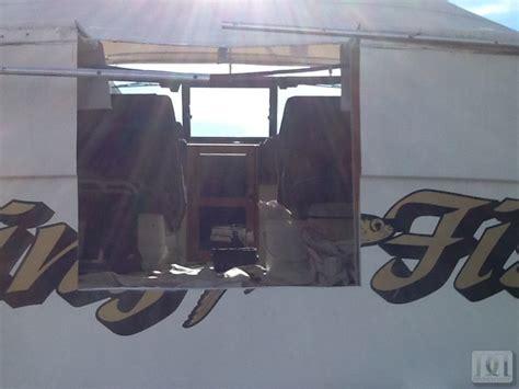 boat transom cut out bayliner transom door divine marine