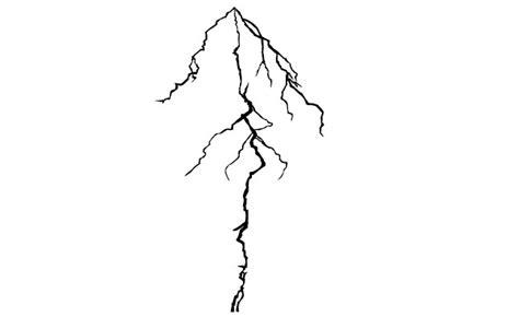 vector lightning tutorial lightning bolt vector pack for adobe illustrator