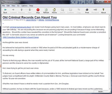 Where Do I Get My Criminal Background Check Criminal Background Check 2