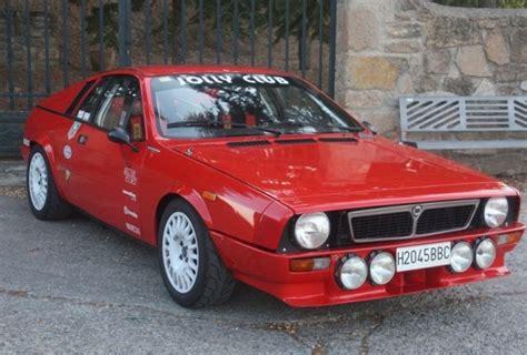 Lancia Monte Carlo For Sale 4 Development Car 1974 Lancia Montecarlo Bring A