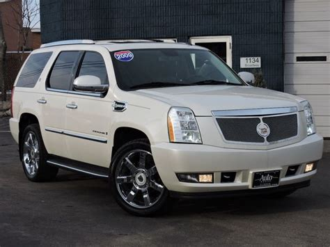 Used Cadillac Escalade Hybrid used cadillac escalade hybrid for sale special offers