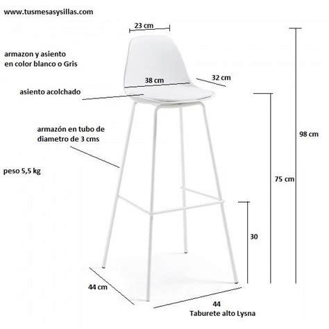taburete barra taburete alto lysna con respaldo para mostradores y barras