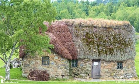 National Trust For Scotland Cottages by National Trust The Cottage And The Battle On