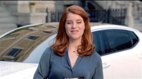 kia commercial actress 2014 kia optima tv commercial drop in to say thank you