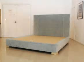 kopfende bett custom upholstered headboard bed base custom beds