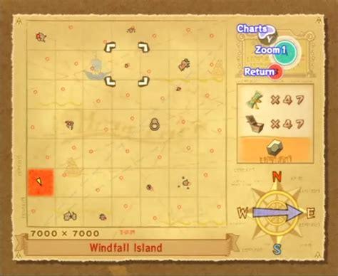 wind waker map sea chart zeldapedia the legend of wiki twilight princess ocarina of time a link