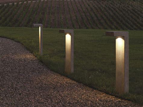 Led Bollard Light Pastorale By Lucifero S Landscape Bollard Lighting