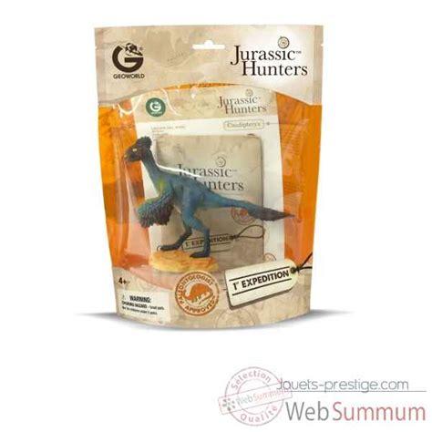 Caudipteryx Jurassic Geoworld gw jurassic hunters caudipteryx geoworld cl341k de