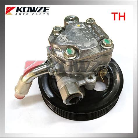 power steering for mitsubishi pajero montero sport triton l200 kg4w kh4w ka4t kb4t 4d56