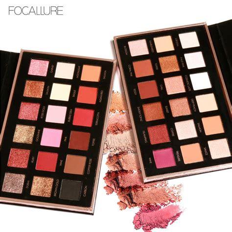 focallure eyeshadow big palette 18 color make up palette color contour big palette make up