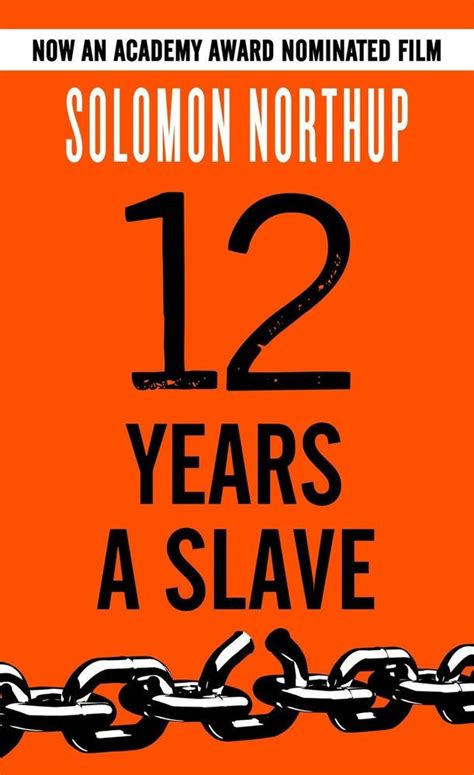 12 years a books 12 years a by solomon northup paperback slavery