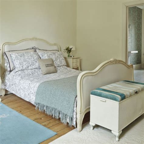 blue french bedroom traditional bedroom pictures ideal home