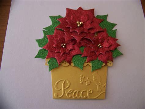 flower pot pocket card template greenspan s crafts poinsettia flower pot card