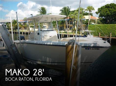 mako 284 center console boats canceled mako 284 center console boat in boca raton fl